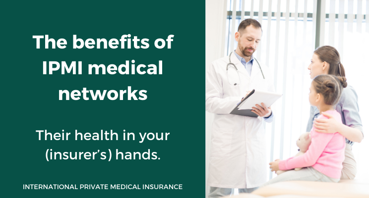 Their health in your (insurer's) hands – trusting the benefits of medical networks
