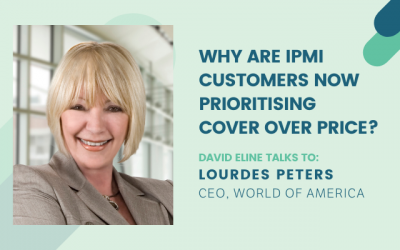 IPMI customers are becoming more conscious of the benefits their cover provides